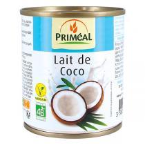 Priméal - Lait de coco bio et vegan - 225 ml
