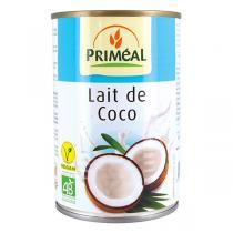 Priméal - Lait de coco bio et vegan - 400 ml