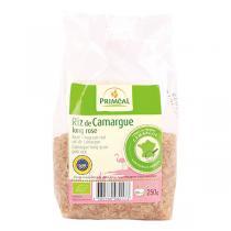 Priméal - Riz de Camargue long rose bio - 250 g