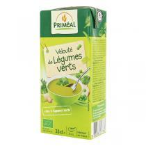 Priméal - Velouté de légumes verts bio - 33 cl