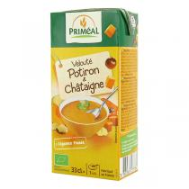 Priméal - Velouté Potiron & Châtaigne bio - 33 cl