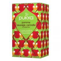 Pukka - Tisane Pomme sauvage, cannelle et gingembre bio - 20 sachets