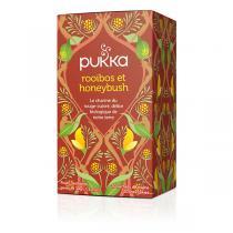 Pukka - Tisane Rooibos et Honeybush bio - 20 sachets