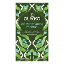 Pukka - Thé vert Matcha Menthe bio - 20 sachets