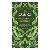 Pukka - Thé vert Matcha Suprême bio - 20 sachets