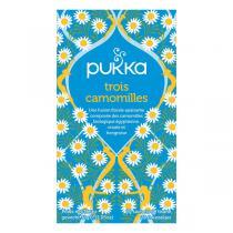 Pukka - Tisane Trois Camomille bio - 20 sachets