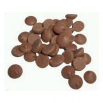 Saveurs & Nature - Pistoles de chocolat au lait 1Kg