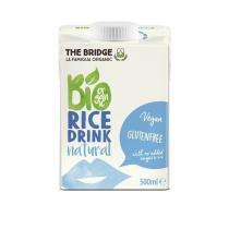 The Bridge - Boisson de riz Bio 500ml