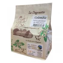 Torréfaction Dagobert - Dagosette Colombie bio et équitable - 24 capsules