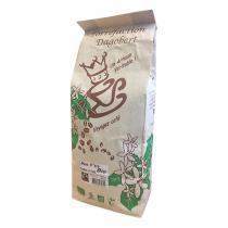 Torréfaction Dagobert - Café en grains Mélange Mon P'tit bio équitable - 1 kg