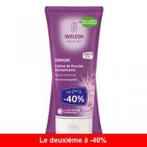 Weleda - Lot de 2 x Crème de Douche revitalisante Onagre Bio 200ml