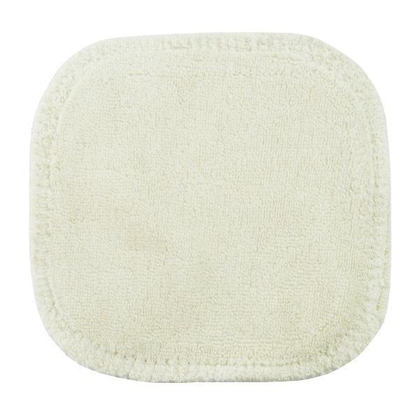 Avril - Carré démaquillant lavable en coton bio