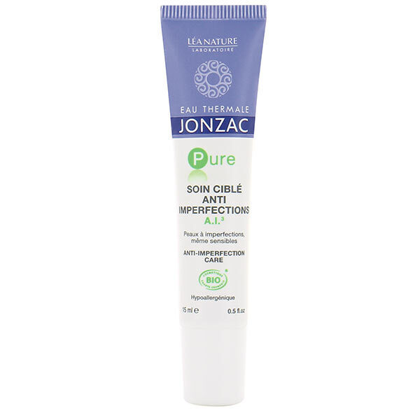 Eau Thermale Jonzac - Soin ciblé A.I.3 anti-imperfections 15ml