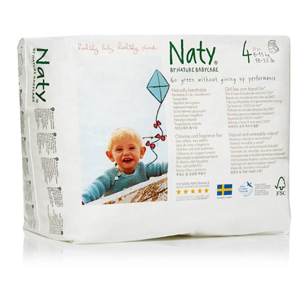 Eco by Naty - Lot 3 x 22 Culottes d'apprentissage MaxiMaxi+ 8-15 kg