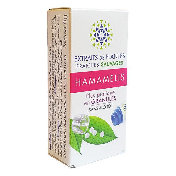 Kosmeo B - Hamamelis sauvage Granules Sans Alcool