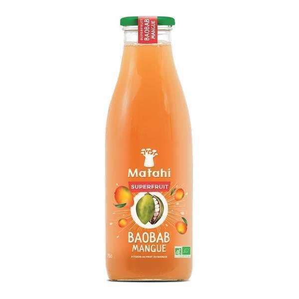 Matahi - Jus de Baobab Mangue 750 mL