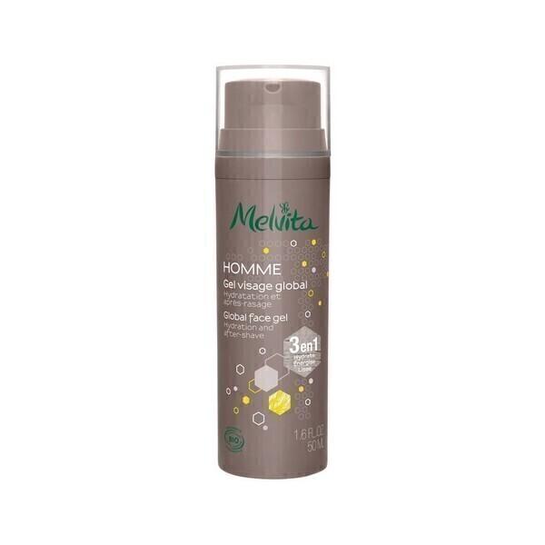 Melvita - Gel visage global 3 en 1 50 ml