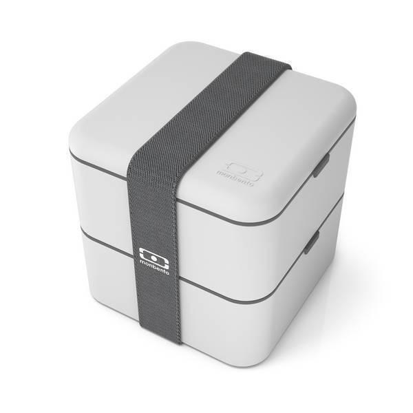 monbento - Boîte bento carrée MB Square Coton 1,7L