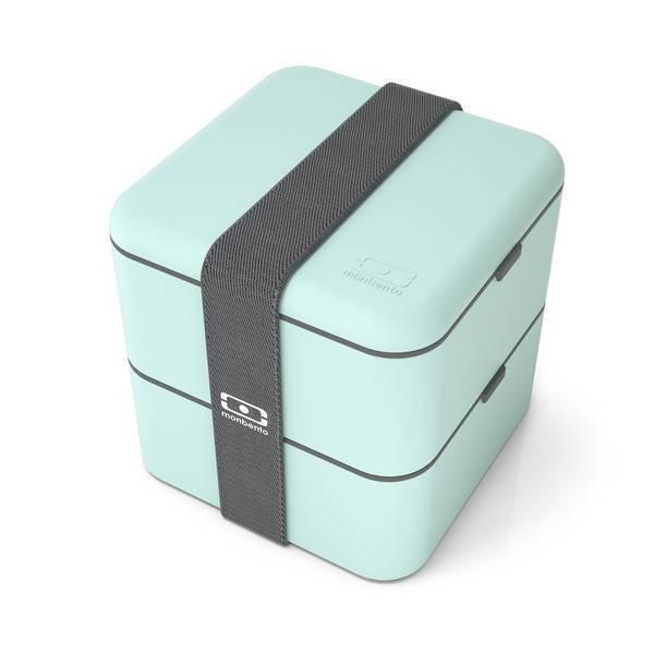 monbento - Boîte bento carrée MB Square Matcha 1,7L