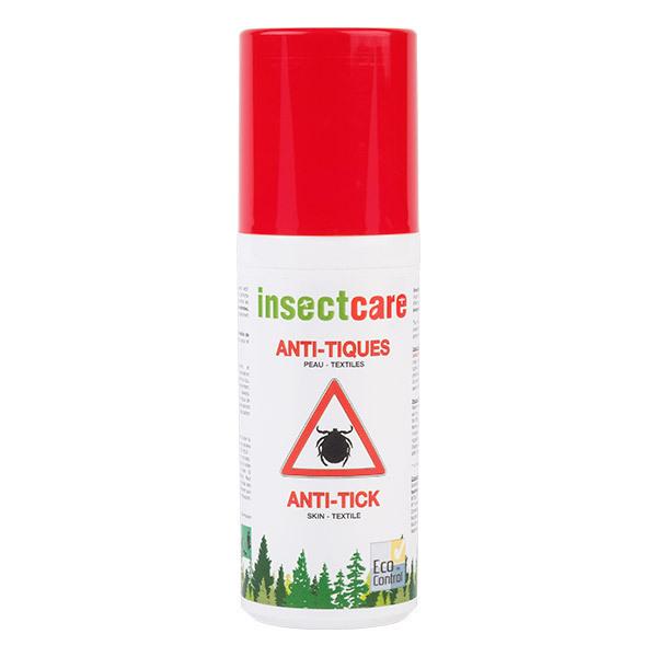 Mousticare - Spray anti-tiques Peau et Textiles 50 ml