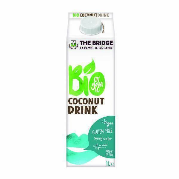 The Bridge - Boisson coco Bio 1L