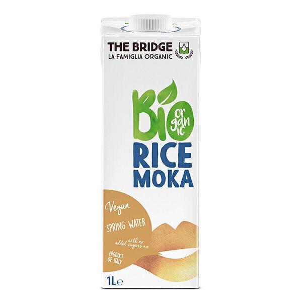 The Bridge - Boisson de riz et orge Bio 1L