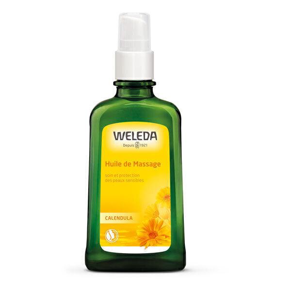 Weleda - Huile de Massage Calendula - 100 ml