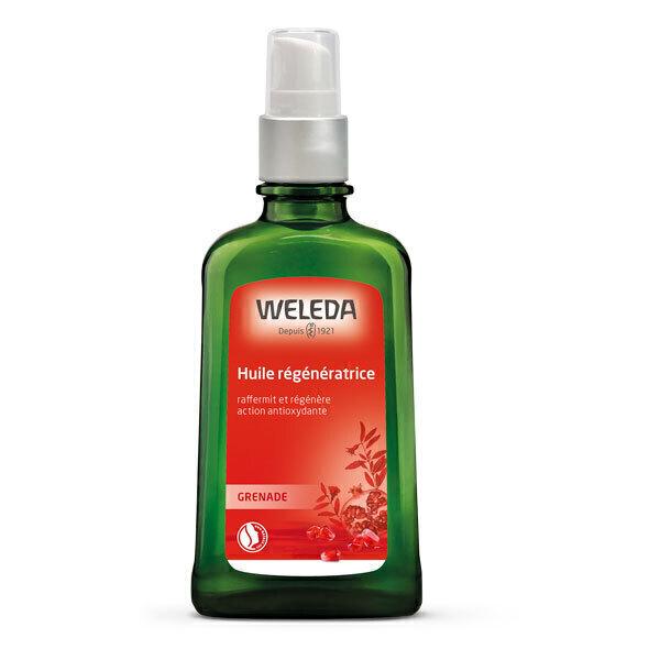 Weleda - Huile régénératrice Grenade - 100 ml