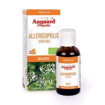Aagaard Propolis - Allergopolis Gouttes Bio - Flacon de 30mL