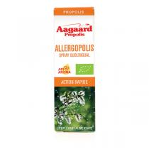 Aagaard Propolis - Allergopolis Spray Sublingual Bio - Flacon de 20mL