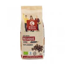 Artisans du Monde - Café grain Mexique Bio 250g