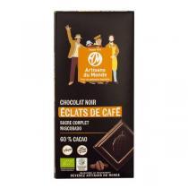 Artisans du Monde - Chocolat Noir 60% café Bio 100g