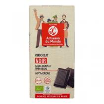 Artisans du Monde - Chocolat Noir 58% Bio 100g