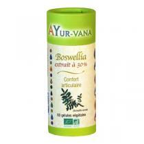 Ayur-Vana - Boswellia 30% bio - 60 gélules végétales