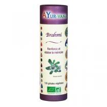 Ayur-Vana - Brahmi bio - 120 gélules végétales