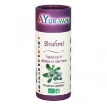 Ayur-Vana - Brahmi bio - 60 gélules végétales