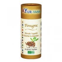 Ayur-Vana - Fenugrec bio - 60 gélules végétales