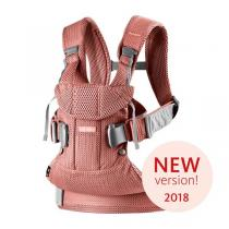 BabyBjörn - Porte-bébé One Air - Mesh - Rose Vintage