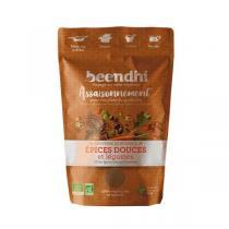 Beendhi - Assaisonnement Épices douces et légumes 40g
