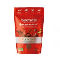 Beendhi - Assaissonnement Curry doux et gingembre 40g