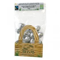 Belvas - Oeufs de Pâques Chocolat au lait praliné noisette bio - 150 g