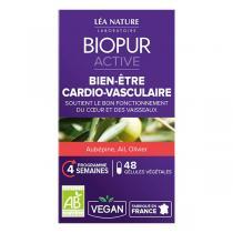 Biopur - Gélules végétales Bien-être cardio x 48