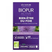 Biopur - Gélules végétales Bien-être du foie x 48