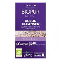 Biopur - Gélules végétales colon cleanser x 48