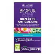 Biopur - Gélules végétales Confort articulaire x 48