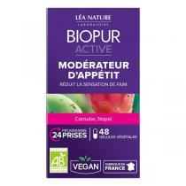 Biopur - Gélules végétales Modérateur d'appétit x 48