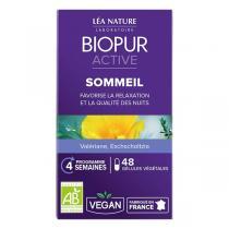 Biopur - Gélules végétales Sommeil x 48