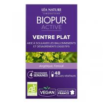 Biopur - Gélules végétales Ventre plat x 48