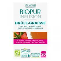 Biopur - Infusion Brûleur de graisse 20 sachets