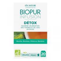 Biopur - Infusion Détox 20 sachets